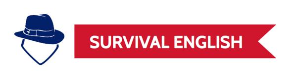 Corso di inglese survival