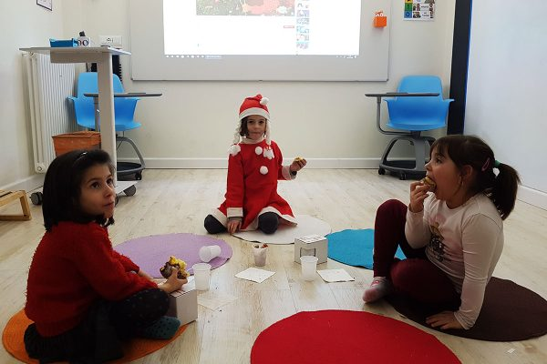 Fox English School Natale18